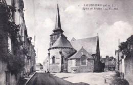 49 - Maine Et Loire -  SAVENNIERES -  Eglise Du X Siecle - Autres Communes