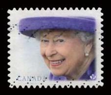 Canada (Scott No.3137 - Queen Elizabeth) (o) Adhesive - 1952-.... Règne D'Elizabeth II