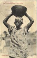 Afrique Occidentale Jeune Soussou + Cachet Militaire RV - Sénégal