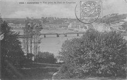 AUDIERNE  - Vue Prise Du Parc De Loqueran - Audierne