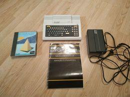 Console Ordinateur Ancien SCHNEIDER VG 5000 Années 80 - Consolas De Juegos