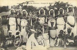 LIBREVILLE (Gabob) Corps De Ballet Por L'Iwanga RV - Gabon