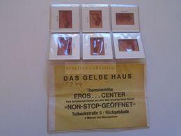 ZA283.2 Nude Girls  6  Diapositives Eros Center  München  1970-80 - Diapositive