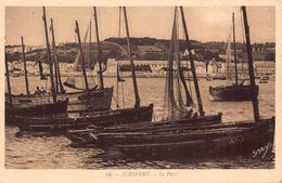 AUDIERNE  - Le Port ( Gaby 64 ) - Audierne