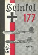 """8371"""" HEINKEL 177-GREIFF """"54 PAGINE+ COPERTINE -ORIGINALE 1967 - Autres"""