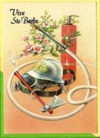 Fete De Sainte Barbe  Pour Les Pompiers - Brandweer