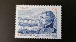 France Timbre NEUF** -  N° 5044 - Année 2016 Jouffroy D'Abbans Bicentenaire De La Navigation - France