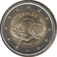 ES20015.1 - ESPAGNE - 2 Euros Commémo. Grotte D'Altamira - 2015 - España