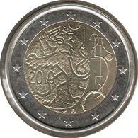 FI20010.1 - FINLANDE - 2 Euros Commémo. 150 Ans Monnaie Finlandaise - 2010 - Finlande
