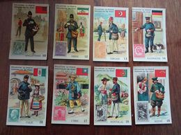 Lot De 44 Chromos Collection La Poste (collection SPIGA) - Other
