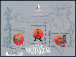 2012 France  Sc# 4274  ** MNH Very Nice. Sport. Karate (Scott) - Mint/Hinged