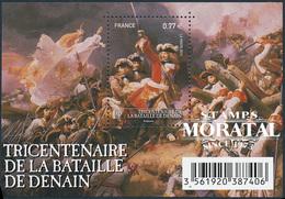 2012 France  Sc# 4225 Sheet  ** MNH Very Nice. Denain Battle (Scott) - Mint/Hinged