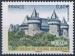 2012 France  Sc# 4226  ** MNH Very Nice. Tourism (Scott)  Flora - France