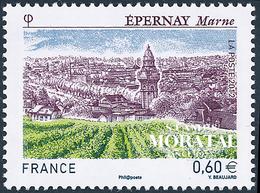 2012 France  Sc# 4198  ** MNH Very Nice. Tourism (Scott)  Fauna - France