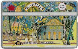 Seychelles - C&W Seytels (L&G) - Madam Rene's House, La Digue - 903B - 120U, 03.1999, 40.000ex, Used - Seychelles