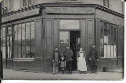 75 PARIS. Rue Morere BIERE DUMESNIL  .AU RENDEZ VOUS Des CAMIONNEURS RESTAURANT BIERE DUMESNIL - Arrondissement: 14