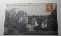 France - Bessé-sur-Braye - 514 - Château De Courtanvaux - Vue Du Parc - Francia