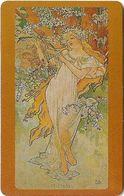 Czechoslovakia - CSFR - Bohemian Artist, Mucha - 1992, SC4, 20U, 1.000ex, Mint - Tschechoslowakei