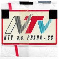 Czechoslovakia - CSFR - Television Company NTV - 1992, SC5, Cn. 38806, 50U, 5.000ex, NSB - Tchécoslovaquie