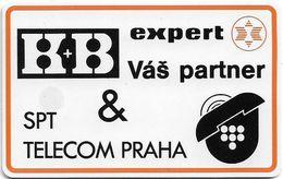 Czechoslovakia - CSFR - K+B Company - 1992, SC5, 100U, 10.000ex, Used - Tchécoslovaquie
