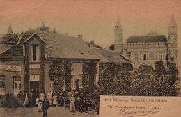 Wernhoutsburg Wernhout Grensovergang Wuustwezel  Grens Tulpkaart Vroeg Vorsselmans Brecht - Pays-Bas