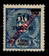! ! St. Thomas - 1915 King Carlos - Af. 226 - MH - St. Thomas & Prince
