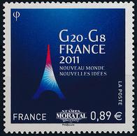 2011 Frankreich Mi# 5158  ** Perfekter Zustand. Französisch-Präsidentschaft (Michel)  Sport - Neufs