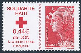 2010 Frankreich Mi# 4803  ** Perfekter Zustand. Marianne (Michel)  Kloster-Tourismus - Frankreich