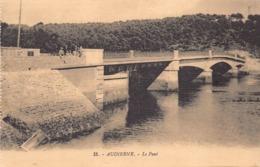 AUDIERNE  - Le Pont  (artaud 21 ) - Audierne