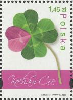 Poland - 2009 - Saint Valentine Day - Mint Stamp - 1944-.... Republic