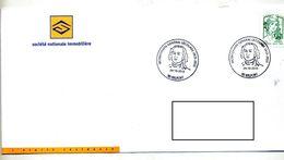Lettre Cachet Belfort General Lecourbe - Marcophilie (Lettres)