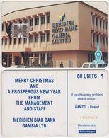 95/ Gambia; P11. Meridien Bank, SC7, CN C4C148078 - Gambia