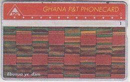 99/ Ghana; Landis,  P2. Ebusua Ye Dom, CP 001F - Ghana