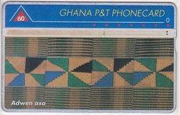 100/ Ghana; Landis,  P4. Adven Asa, CP 103B - Ghana