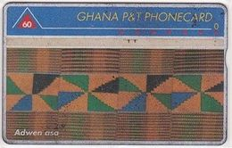 101/ Ghana; Landis,  P4. Adven Asa, CP 506C - Ghana
