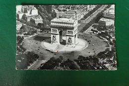 PARIS  PILOTE ET OPERATEUR R HENRARD VUE AERIENNE 1957 - Frankrijk