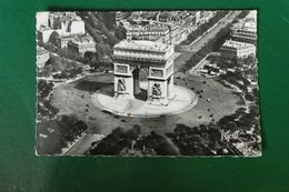 PARIS  PILOTE ET OPERATEUR R HENRARD VUE AERIENNE 1957 - Frankreich