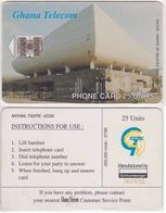103/ Ghana; P25. National Theatre, 07/99 - Ghana