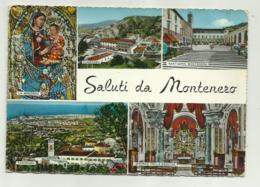 SALUTI DA MONTENERO - VEDUTE -   VIAGGIATA FG - Livorno