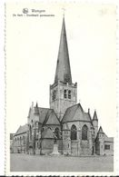 Waregem   *   De Kerk - Standbeeld Gesneuvelden - Waregem
