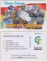 105/ Ghana; P48. Free Trade Zone, 05/00 - Ghana