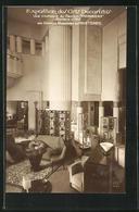 AK Paris, Exposition Des Arts Décoratifs 1925, Vue Intèrieure Du Pavillon Primavera - Esposizioni