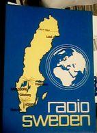 QSL - Radio Sweden - 1979  HQ9488 - Radio