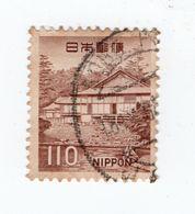 JAPAN»1966»USED - 1926-89 Keizer Hirohito (Showa-tijdperk)