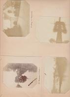 4 Photos De Clairmarais (62) Datées De 1903 - Oud (voor 1900)