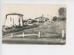 Bidart, église, Mairie, Golf Miniature (n°565) - Bidart