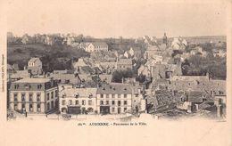 AUDIERNE  - Panorama De La Ville - Audierne