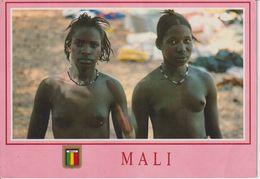 2025-912   Nu Af Noire Mali   La Vente Sera Retirée  Le 05-07 - Afrique Du Sud, Est, Ouest