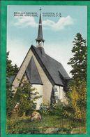 Cacouna (Québec) église Anglaise English Church 2scans - Autres