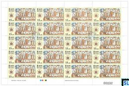 Sri Lanka Stamps 2020, State Vesak Festival, Buddha, Buddhism, Elephants, Elephant, Sheetlet - Sri Lanka (Ceylon) (1948-...)